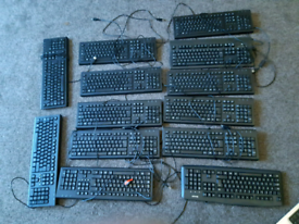 12 x computer keyboards or sell individually
