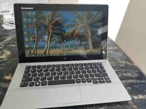 2 in 1 Lenovo laptop/tab Miix 2 11 i5 128 SSD Spectacular cond
