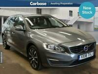 2018 Volvo V60 D4 [190] Business Edition Lux 5dr Geartronic ESTATE Diesel Automa