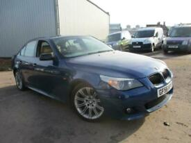 image for BMW 530D M SPORT 3.0 DIESEL AUTO IN BLUE