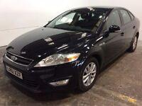 2011 Ford Mondeo 6 Speed 1.6 TDCi Zetec, New MOT & Timing belt £30 TAX Vauxhall insignia VW passat