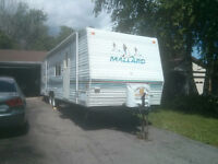 Mallard Travel Trailer 29'