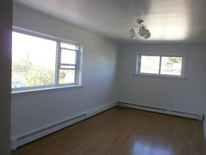 Clean lower-level 2BR -- incl. heat, lights, coin laundry