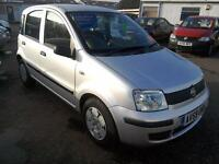 2009 Fiat Panda 1.1 Active ECO 61K FSH Silver Only £30 Road Tax Excellent Car