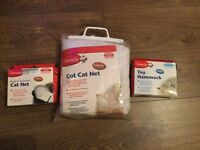 Clippasafe Pram & Cot bed cat safety nets