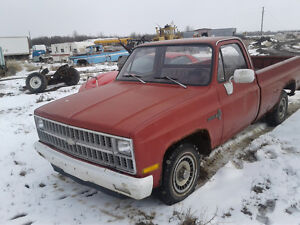 1981 Chevy  sell or trade