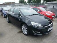2013 Vauxhall Astra 1.6i 16V Elite 5dr HATCHBACK Petrol Manual