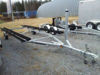 Galvanized Boat Trailers at Great Prices!
