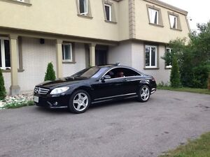 Mercedes CL550 AMG package - 2008 - Night Vision - clean