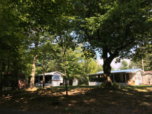 Big Rideau Lake Seasonal Camping Sites