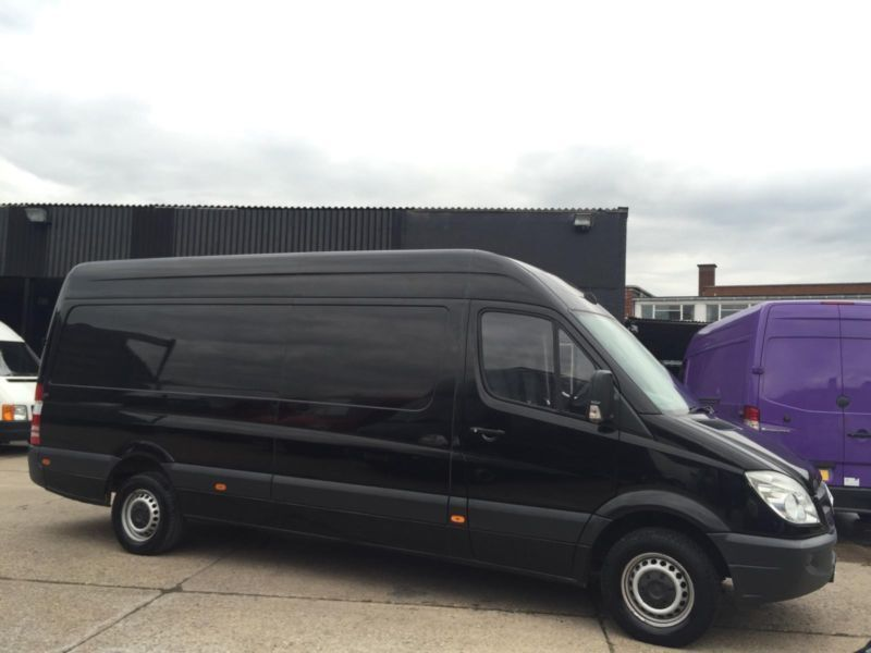 Mercedes Sprinter Manual