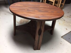 Round coffee table West Island Greater Montréal image 2