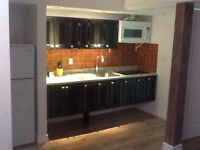 New& Bright Studio- Fully Furnished- All Utilities Included