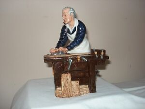 Royal Doulton - The Carpenter