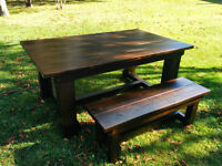 Country Harvest Table