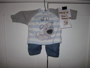 vêtements garçon 0-3 mois