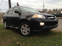2005 ACURA MDX 153K = AWD= NEW TIMING BELT = REMOTE STARTER