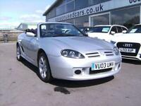 2003 MG MGTF 1.8 135 16v 2dr 2 door Convertible