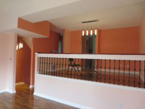 Gorgeous townhouse in Mississauga for rent.