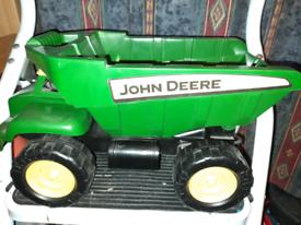 For Sale John Deere Tipper Truck