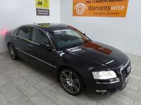 Black Audi A8 3.0TDI Quattro Sport Auto ***FROM £217 PER MONTH***