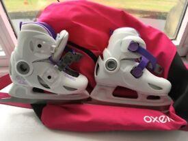 Oxolo girls ice skates