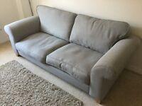 Sofa, Grey, 3 Persons