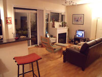 Furnished 2 Bedroom Condo in Old Strathcona available October 1