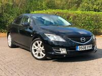 2008 MAZDA MAZDA6 2.0TD SL MANUAL DIESEL 4 DOOR SALOON