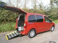 2011 Peugeot Partner Tepee 1.6 HDi 92 S 5dr WHEELCHAIR ACCESSIBLE VEHICLE 5 d...