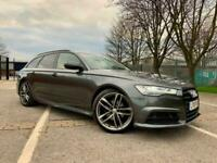 2018 Audi A6 2.0 TDI Ultra Black Edition 5dr S Tronic++FREE UK DELIVERY ESTATE D