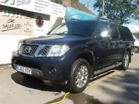 2013 Nissan Navara 3.0dCi V6 Outlaw Automatic Double Cab