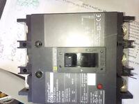 Square D breaker 70A 3 phase 240v