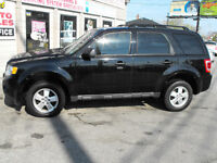 2012 FORD ESCAPE XLT  V6  FRONT WHEEL DRIVE  NO ACCIDENTS SAFETY