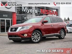 2016 Nissan Pathfinder SL  - Leather Seats -  Bluetooth - $181.7