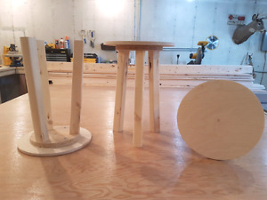 Tristand Stool