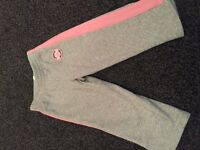 Converse girls tracksuit bottoms 1-2 years