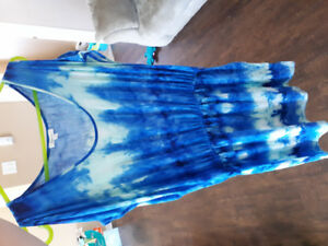 Reitmans blue dress