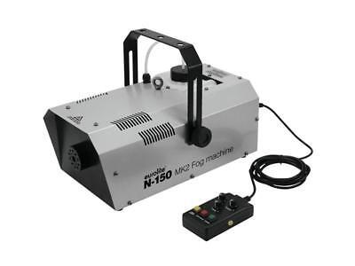 EUROLITE N-150 MK2 Nebelmaschine mit Timer- und - Nebelmaschine Mit Timer