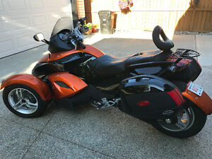 2008 Can Am Spyder Roadster for Sale