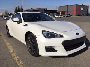 2016 Subaru BRZ SPORT TECH LIMITED| NAVIGATION| PEARL WHITE