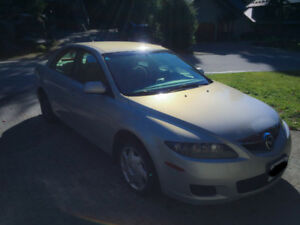 2006 Mazda 6 *Low Kms*