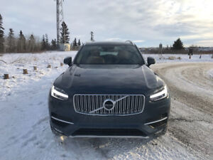 2018 Volvo XC90 T6 Inscription-lease takeover