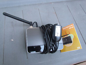 WF720 Wrless HomePhone BaseStation used w/box/i.e.for Fido Home
