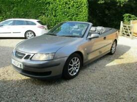 image for 2005 Saab 9-3 1.8t Linear 2dr Auto CONVERTIBLE Petrol Automatic