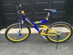 Like new Minelli bike