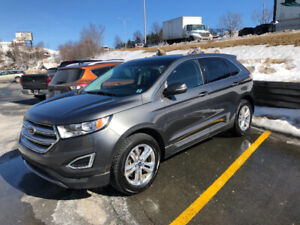 2015 Ford Edge SEL AWD/Leather/Sunroof/GPS/2 sets of tires