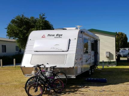 Family Caravan - 2012 New Age Big Red Salisbury North Salisbury Area Preview