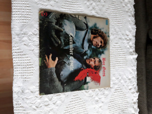 The Bee Gees Cucumber Castle on vinyl