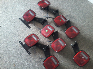 BRAND NEW GROTE TRUCK TAIL-LIGHTS